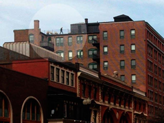 Виноватый в бостонском теракте замечал за всем с крыши?
