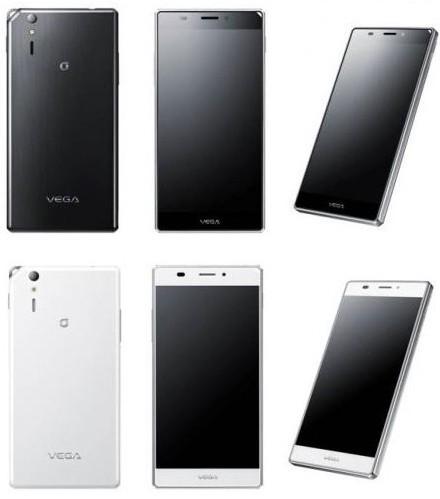 "Vega Iron: LTE-смартфон Pantech с 5"" Full HD-экраном"