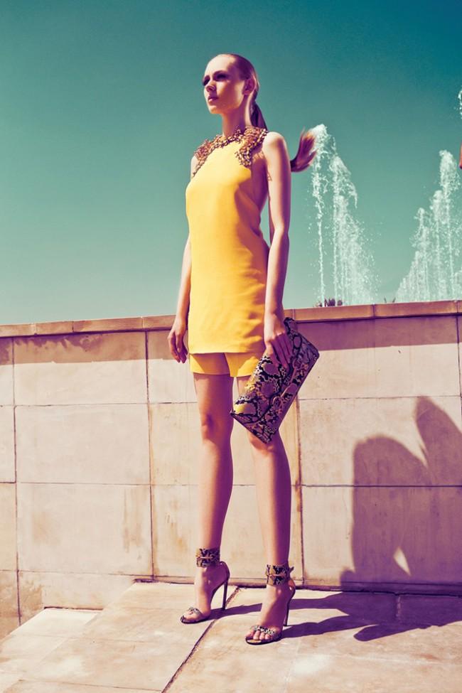 Gucci продемонстрировал лукбук летней коллекции (фото)