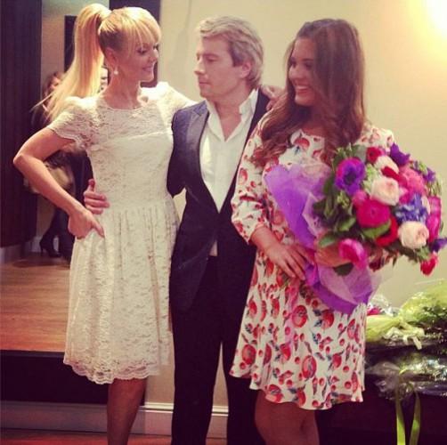 Дочь Валерии грезит стать супругой Анатолия Баскова