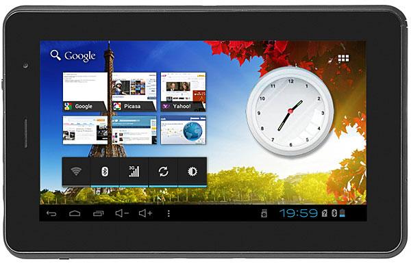 Экономный планшетник Treelogic Brevis 705 8Gb 3G