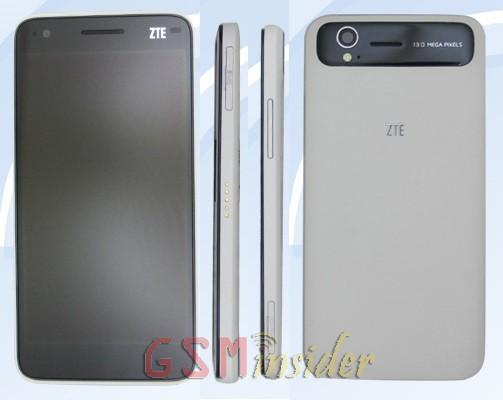 ZTE N988: первый телефон на основе Nvidiа Tegra 4