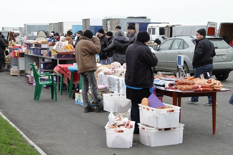 В Одессе обнаружили замену «Привозу» - фермерский рынок