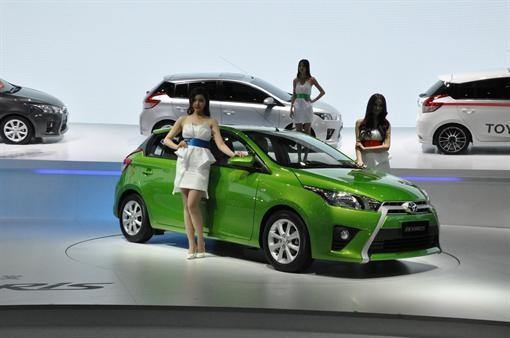 В Шанхайский автомобильный салон доставили большое количество новостей (ФОТО)