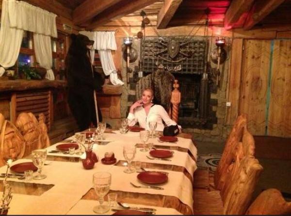Волочкова продемонстрировала порцию свежих собственных фото из парилки (фото)