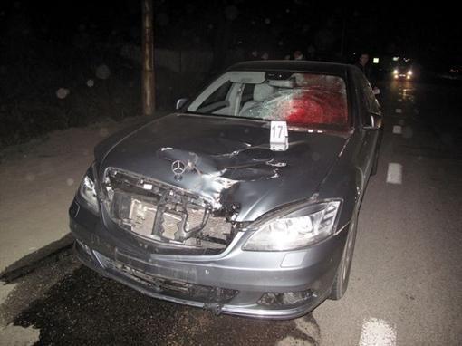 Под Киевом авто порвал на части девушку