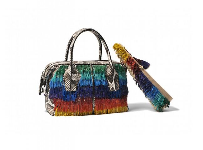 Новая коллекция обуви и сумок Tod'с «Couture» (фото)