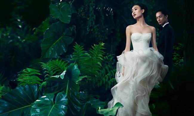 Свадебная коллекция Веры Вонг (фото)