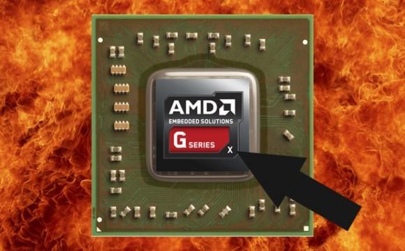 AMD продемонстрировала чипсеты G-Series X