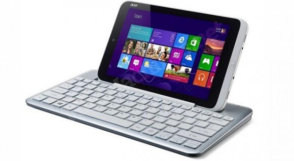 Acer Iconia W3 первый 8-дюймовый планшетник на Виндоус 8