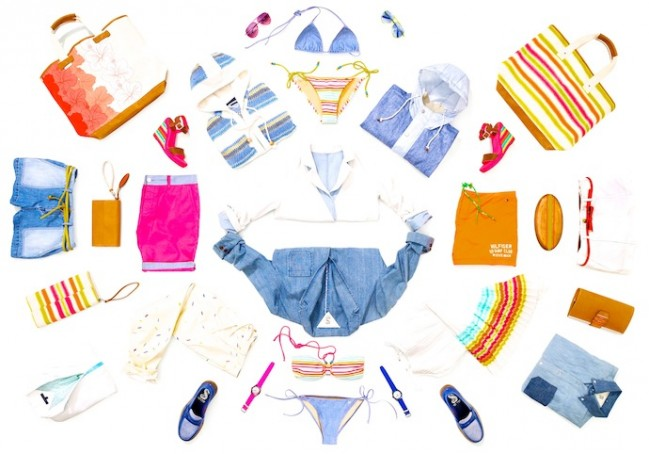 Лукбук летней коллекции от Tommy Hilfiger (фото)