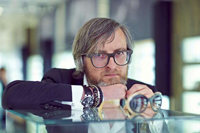 Ralph Vaessen продемонстрировал свежую коллекцию очков (фото)
