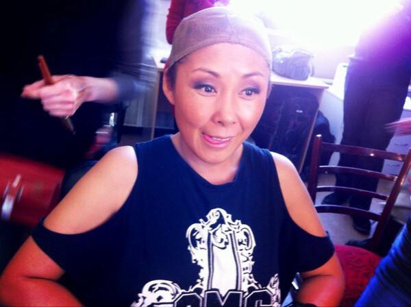 Анита Цой попала в стационар из-за съемок в телешоу