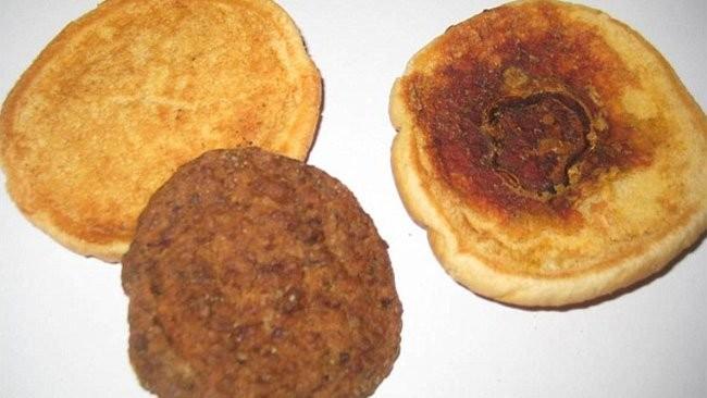 Гамбургер не испортился в кармане у американца спустя 14 лет