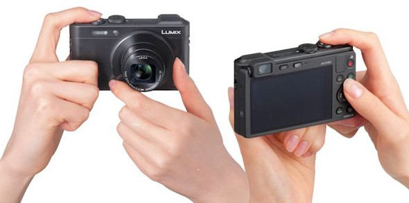 Sony LUMIX DMC-LF1: с модулем Wifi