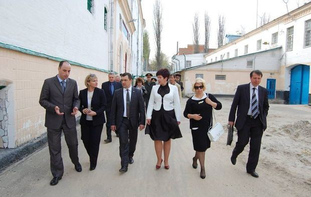 Парламентарии посетили Лукьяновское СИЗО и были ошарашены