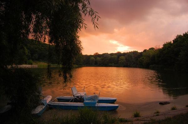 Самые лучшие места для пикника в Киеве и загородом