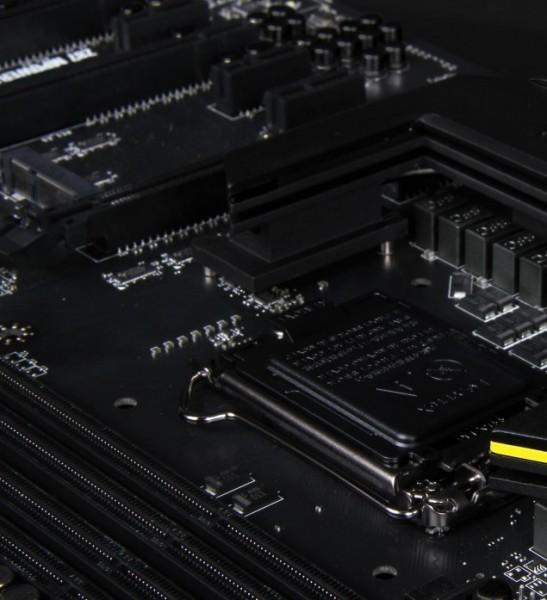 MSI разместит фотографии исходной платы Z87 MPower Max