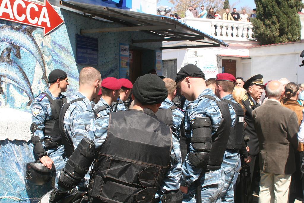 26 мая случился захват севастопольского дельфинария