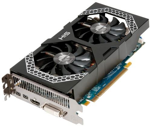 HIS Radeon HD 7850 iPower IceQ X2 для завзятых игроков в компьютерные игры