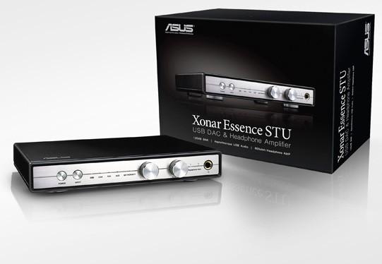 ASUS Xonar Essence STU: голосовая диаграмма для меломанов