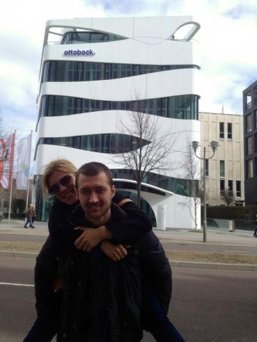 В интернет попали собственные фото Тамерлана и Алены Омаргалиевой