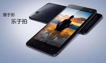 Телефон Oppo R809T может похвастать шириной 6,93 миллиметров