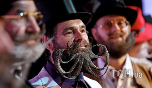 В Германии прошел пир почитателей бород