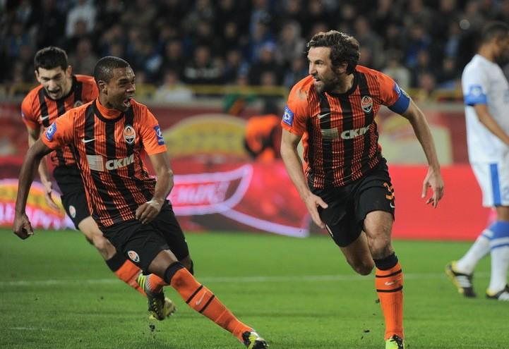 Фернандиньо - самый лучший в начале апреля по словам UA-Футбол