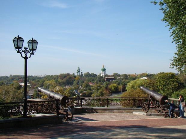 Странствия по Украине на майские праздничные дни