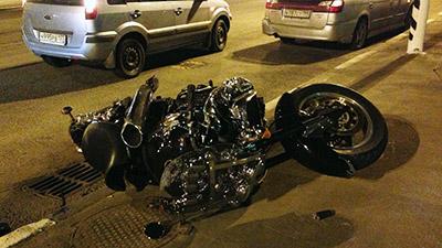 В городе Москва умер знаменитый байкер (ФОТО)