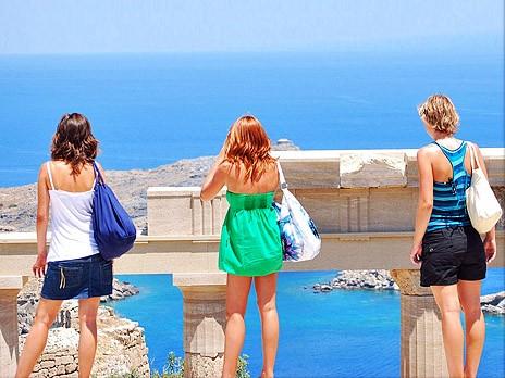 Путешественники сумеют угодить на итальянские острова из Турции