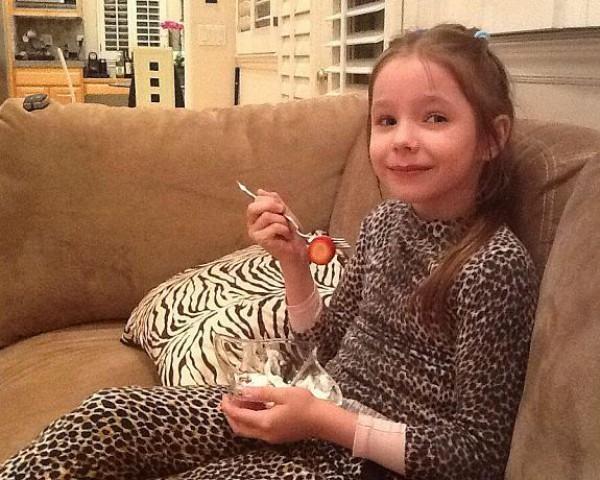 Юлия Началова продемонстрировала фанам собственную дочь Веру (фото)