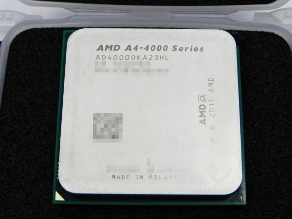 В интернете вышли фото десктопных APU AMD генерации Richland