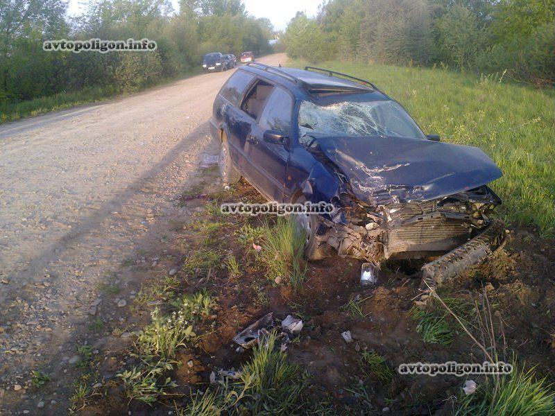 На Львовщине в ДТП были убиты 2 человека