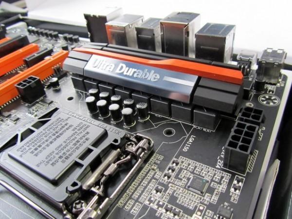 Gigabyte GA-Z87X-OC - новая оперативная память: ФОТО