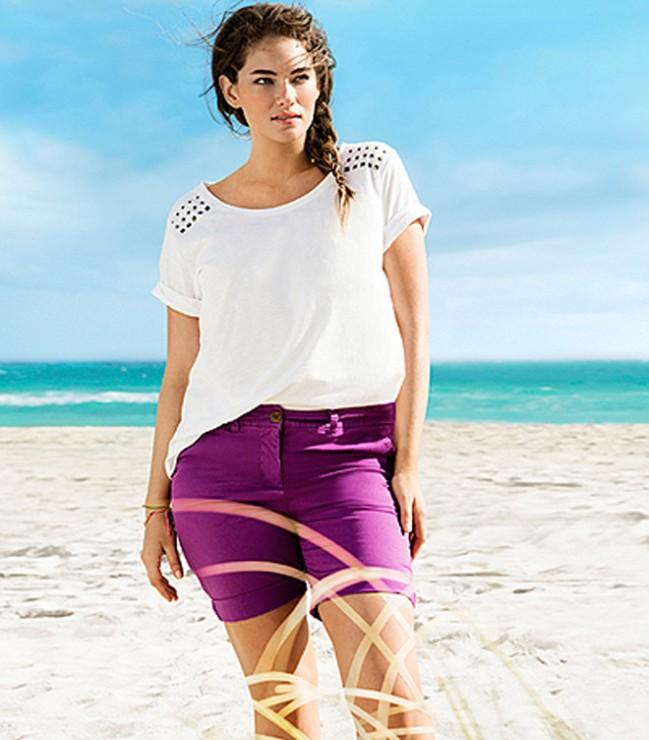 Пляжная мода для дам с роскошными конфигурациями от H&М (фото)