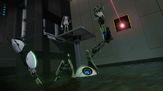 Организация Valve обучит игры отвечать на перемещения глаз