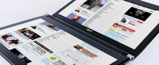 Acer уверена в результате компьютеров с жидкокристаллическими экранами