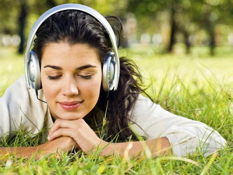Прослушивайте музыку и будьте здоровы