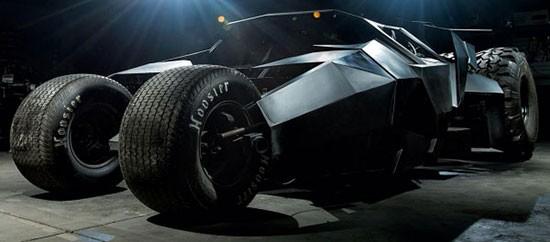 Производительная копия бэтмобиля принимает участие в авто-ралли Gumball 3000 (ФОТО)