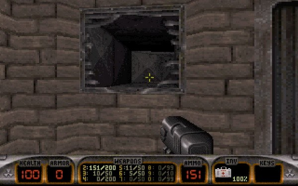 Передовым игрокам стоит сыграть в Duke Nukem 3D