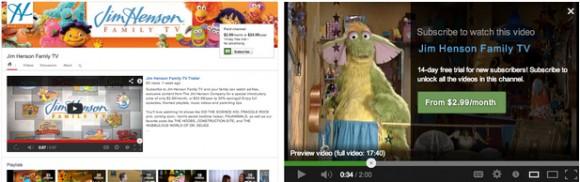 YouTube  пустил коммерческие телеканалы