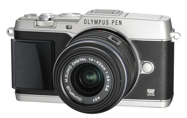 """Olympus PEN E-P5: высокоскоростная """"беззеркалка"""""""
