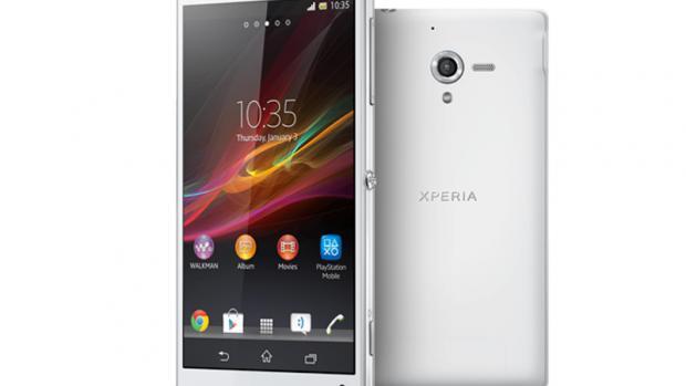 Телефон Сони Xperia ZR дает возможность снимать видео под жидкостью