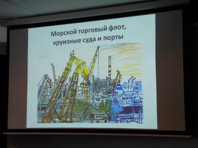 В Одессе откроют Музей океанского ВМФ с затонувшим фрегатом