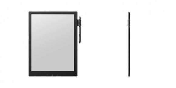 Сони делает 13,3-дюймовый планшет-читалку