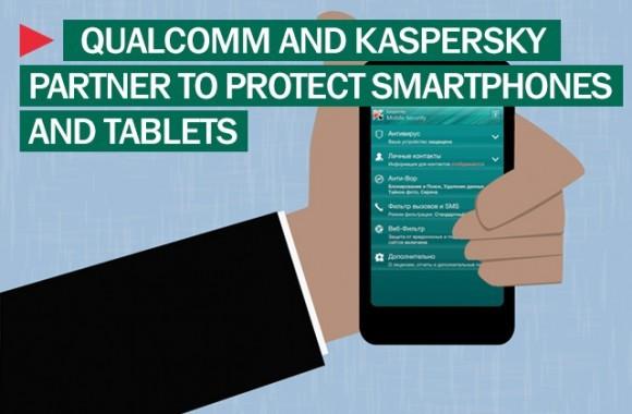 «Лаборатория Касперского» подписала соглашение с Qualcomm