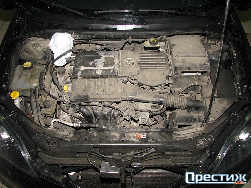 Мойка мотора: прекрасно либо слабо? (ВИДЕО)