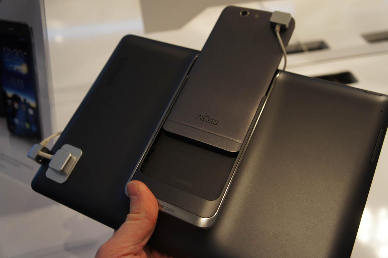 Производительный смартфон-матрешка ASUS PadFone Infinity